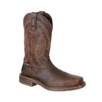 Rocky Men's Riverbend Composite Toe Waterproof Western Boots, RKW0228