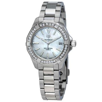 Tag Heuer Aquaracer Diamond Ladies Watch WBD1313.BA0740