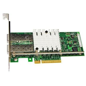 IntelEthernet Converged Network Adapter X520-DA2 - Network adapter - PCIe 2.0 x8 low profile - 10Gb Ethernet / FCoE SFP+ x 2(E10G42BTDA)