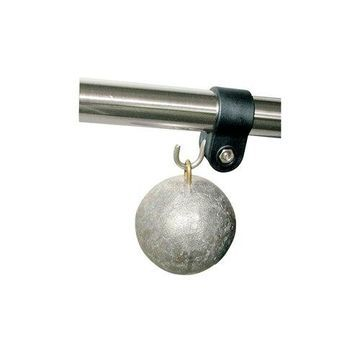 Weight Hook,Boom Mount, for 1-1/4