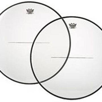 RC3200RS-U Custom Clear Renaissance Timpani Drumhead - Aluminum Insert