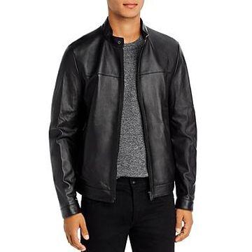 Boss Nardi Leather Jacket