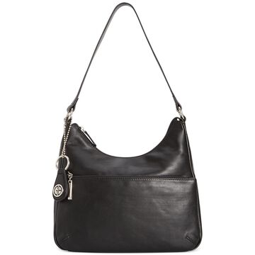 Nappa Leather Hobo Bag, Created for Macy's