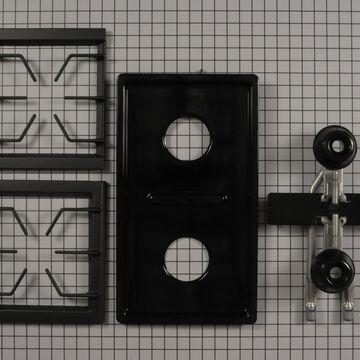 Kenmore Range/Stove/Oven Part # AG202MBA - Surface Burner - Genuine OEM Part
