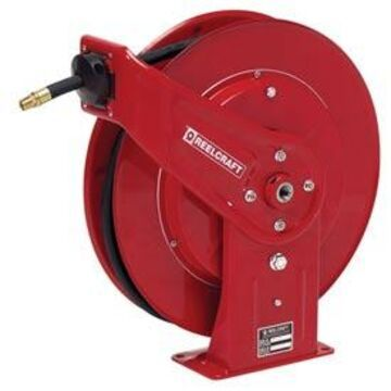 PW7650 OHP 0.375 in. x 50 ft. 4500 PSI Pressure Washer Hose Reel