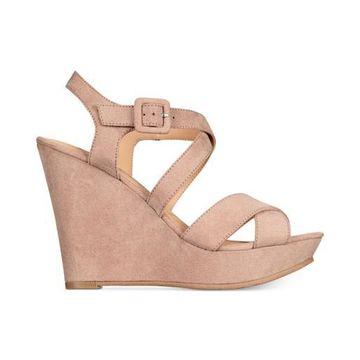 American Rag Womens Rachey Peep Toe Casual Platform Sandals