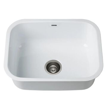 Kraus Pintura Undermount 23 inch Enameled Stainless Steel Kitchen Sink