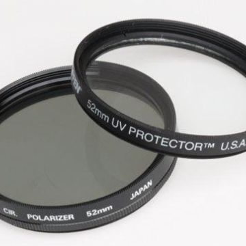 Tiffen 49mm Photo Twin Pack Filters
