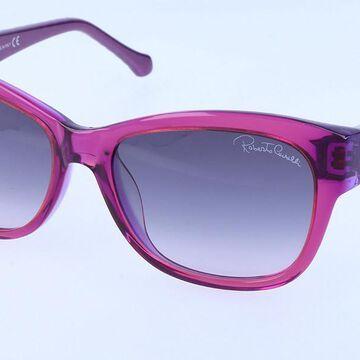 Roberto Cavalli RC 785T 82B Womenas Sunglasses Purple Size 55