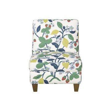 HomePop Slipper Chair, Multiple Colors