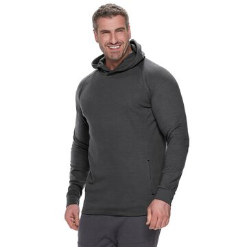 Big & Tall Tek Gear Double-Knit Pullover Hoodie