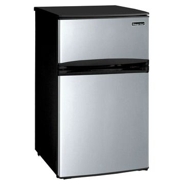 Amana AMAR31TS1E 3.1 Cube ft. Refrigerator Dual Door True Freezer