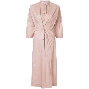 fusion coat dress