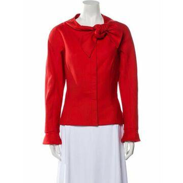 Vintage 1980's Evening Jacket Wool