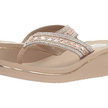 Yellow Box Marcy (Taupe) Women's Sandals