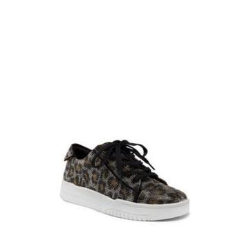Jessica Simpson Women's Silesta Embellished Lace-Up Sneakers Women's Shoes