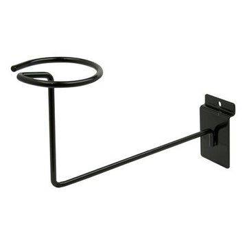 Econoco - EBL/ML - Black Millinery Display for Slatwall - Sold in Pack of 24