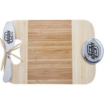 Bamboo Serving Board with Spreader Included, Oklahoma State University