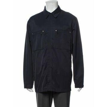 Utility Jacket w/ Tags Blue