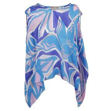 Emilio Pucci L.s.blouse