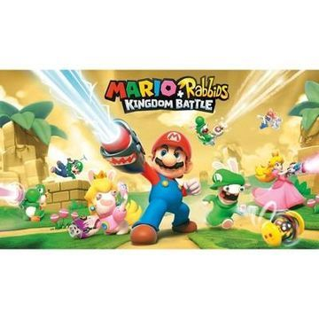 Mario + Rabbids Kingdom Battle - Nintendo Switch (Digital)