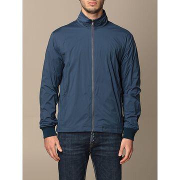 Z Zegna reversible nylon jacket with zip