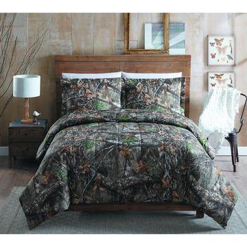 Realtree Edge King Comforter Set