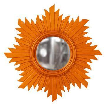 Howard Elliott Euphoria Mirror, Orange