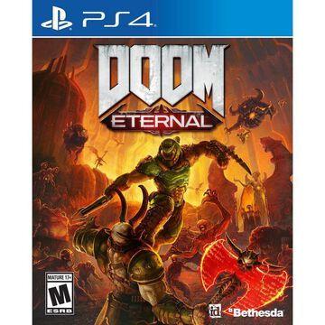 DOOM Eternal - PlayStation 4 Sony GameStop