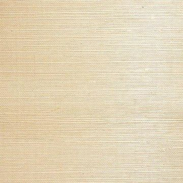 Kenneth James Junpo Wheat Grasscloth Wallpaper