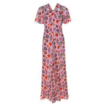 Temperley London Pink Viscose Dresses