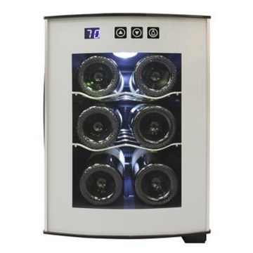 Vinotemp 6-Bottle Thermoelectric Wine Cooler