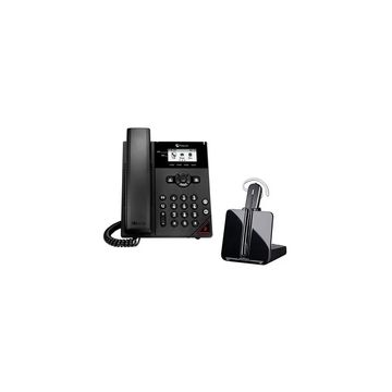 Polycom VVX 150 Plus Plantronics CS540 IP Phone