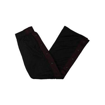 T by Alexander Wang Womens Wide Leg Pants Colorblock Casual - XS