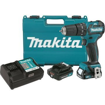 Makita PH05R1 12V MAX CXT Lithium-Ion Brushless Cordless Hammer Driver-Drill ...