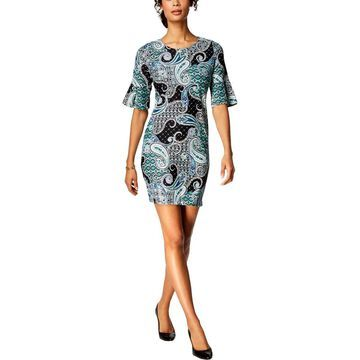 Charter Club Womens Cocktail Party Shift Dress