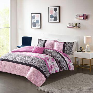 Mi Zone Riley Printed Comforter Set