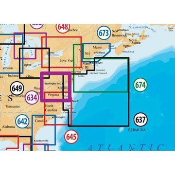 Navionics MSD/634PP Platinum Plus Chesapeake Bay on SD/Micro SD