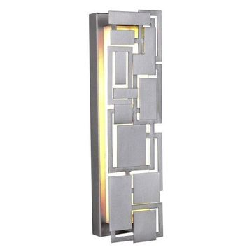 Jeremiah Lighting 13718-LED Oak Park 1-Light LED Wall Sconce