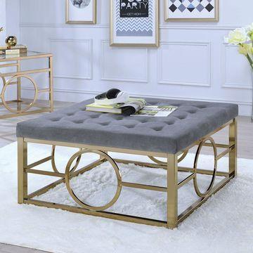 Acme Furniture Jaxson Cocktail Ottoman
