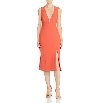 Finders Keepers Lines Sheath Dress