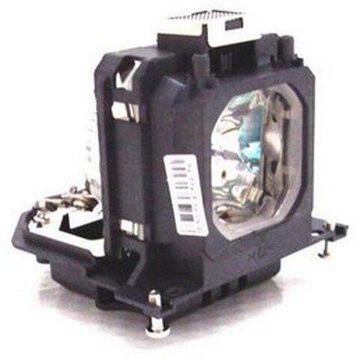 Sanyo 6103445120 Projector Housing with Genuine Original OEM Bulb
