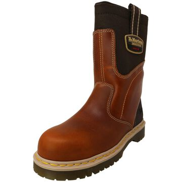 Dr. Martens Howk St Mid-Calf Industrial and Construction Shoe