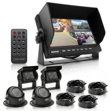 PYLE PLCMTRDVR48 - Rear View / Backup Camera Systems with 7