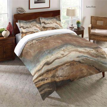 Laural Home Rock Flow Comforter