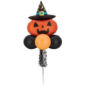 Witchy Pumpkin Balloon Yard Stick By Amscan   Michaels