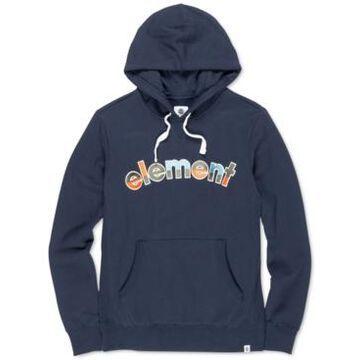 Element Men's Rainbow Logo Graphic Hoodie