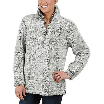 Boxercraft Pullover Sweaters FGR - Smoky Gray Sherpa Pullover - Adult