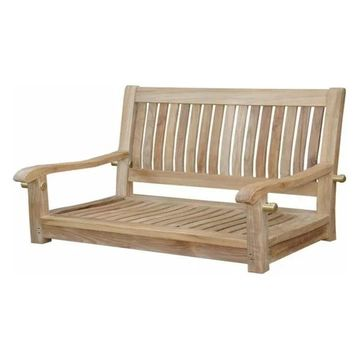 Anderson Teak Patio Lawn Garden Furniture Del-Amo 48