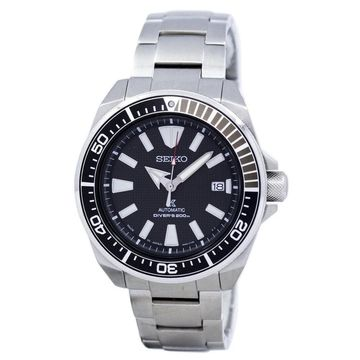 Seiko SRPB51J1 Prospex Black Dial Watch